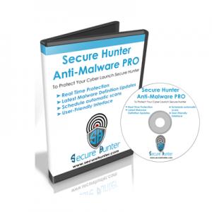 Secure Hunter Anti-Malware Pro CD