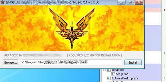 Game installer