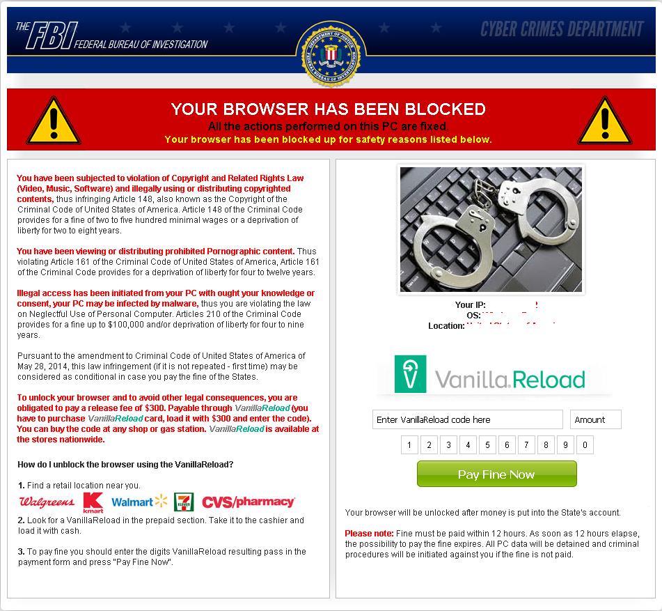 Brolo browser lock screen